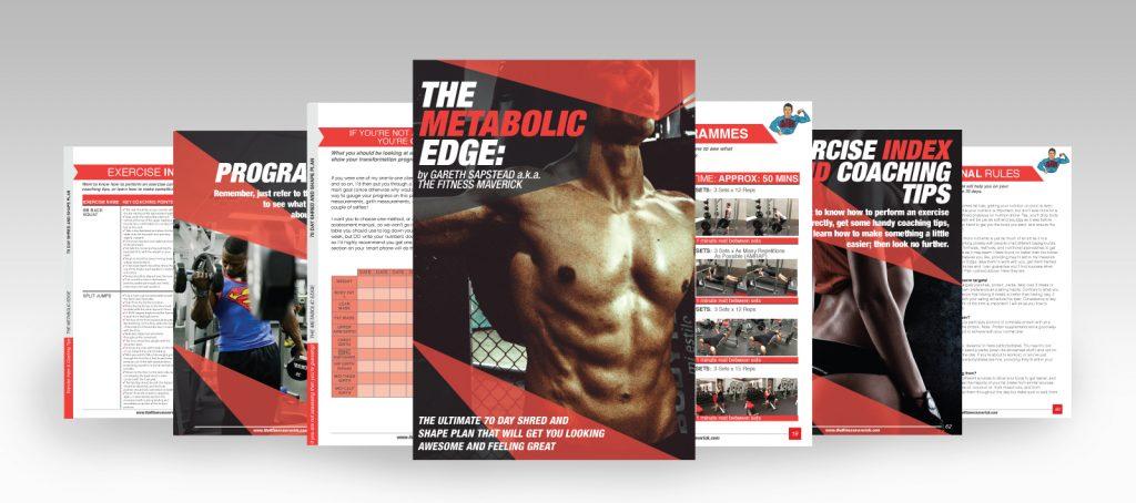 The Fitness Maverick The Metabolic Edge