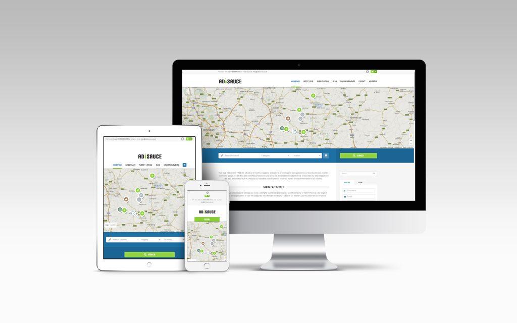 New website for AdSauce
