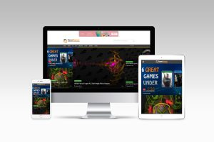 gamesquare-website