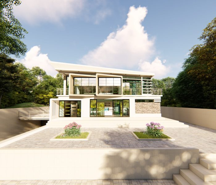 Modern House Renders_Photo - 1